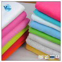 2016 Popular 100% Cotton Tubular Jersey 1x1 Rib Knitted Fabric