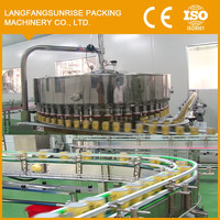 whole beverage cans filling machine production line from china