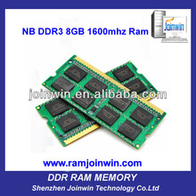 Used computers dealers ddr3 8gb pc3-12800s laptop memory