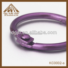 2014 promotional wire binder rings