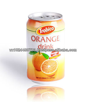 100% Natural Fresh Orange Juice Drink Beverage