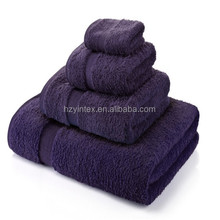 Alibaba china supplier wholesale 100 cotton bath towels