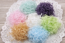20g/bag DIY Paper Raffia Shredded Crinkle Paper Confetti Gifts/Box Filling Material Birthday/Wedding Party Decoration Supplies