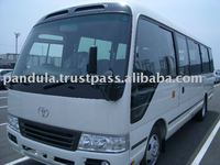 Used Toyota Coster Bus