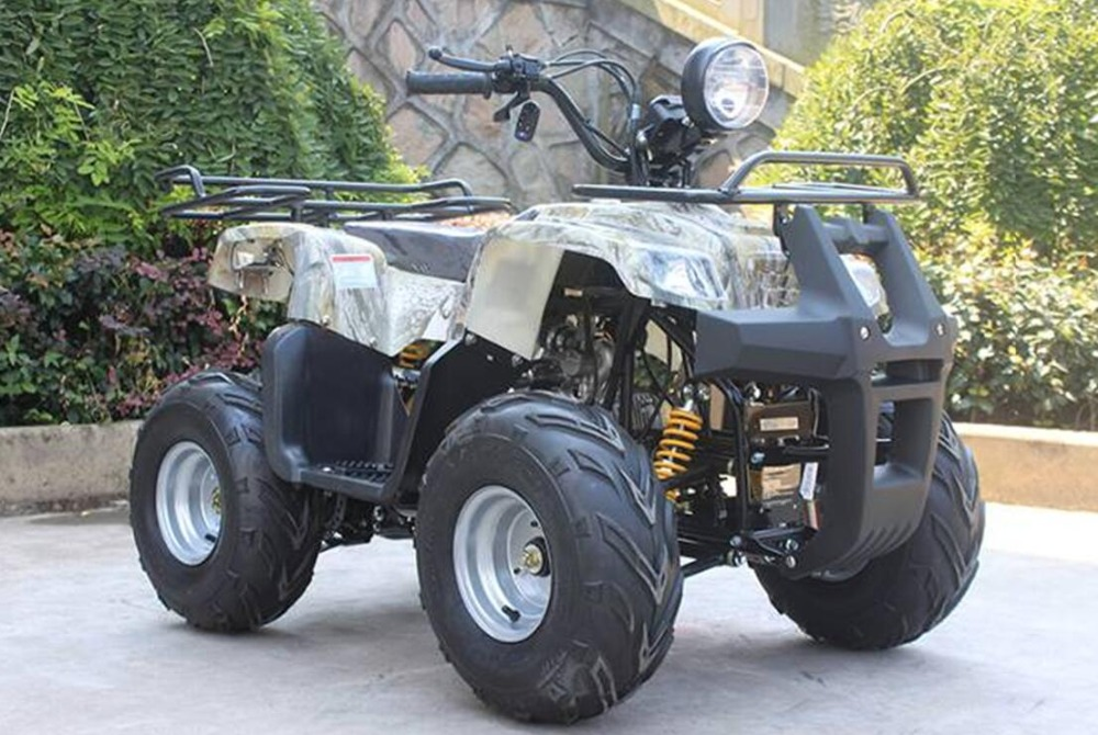 110CC motorcycle atv 4x4 for kids CS110-F1