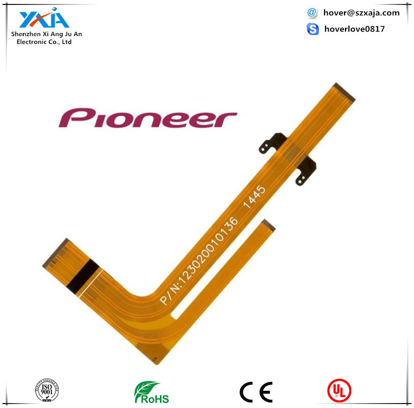 low price flexible pcb, flexible led drl/ daytime running light flex circuit,keypad fpc