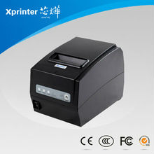 Full cut or Partialcut thermal printer cheap 80mm printer