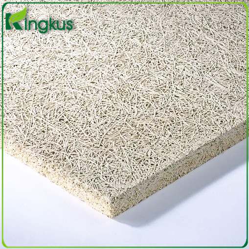 Acoustic cement sound absorption wood diffused acoustic panel diy sound panels board