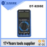 China meter wholesale SUNSHINE digital multimeter DT9205e