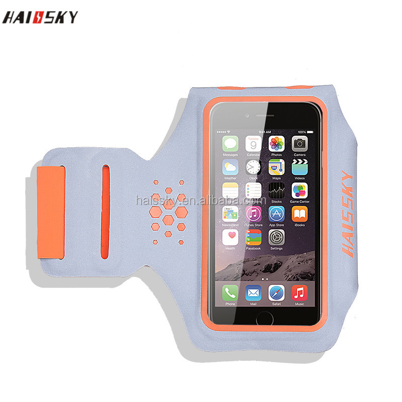 Waterproof Sports Running Armband Case For Apple iPhone 7/7Plus Cell Mobile Phone Fashion Arm Band