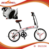 36v 8.7ah lithium battery 350w 8FUN motor adult electric bike electric folding bicycle