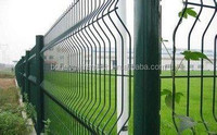 Triangular bending wire mesh fence specification