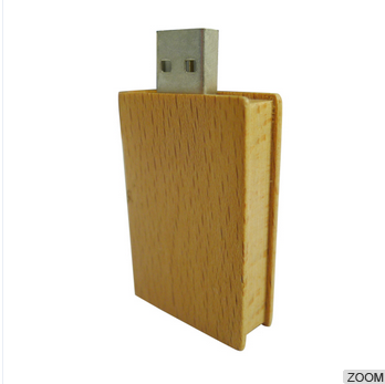 book or house shape usb flash drive
