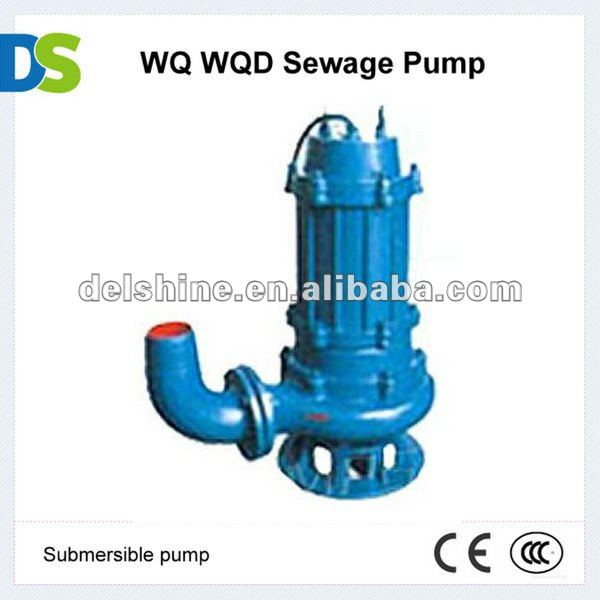 NON-CLOGGED Submersible Centrifugal Sewage Water Pump
