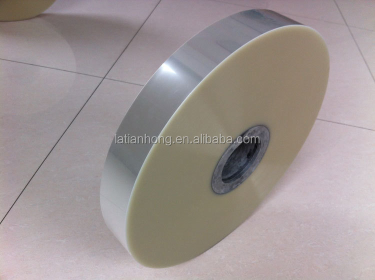 12 micro high temperature mylar wrapping film
