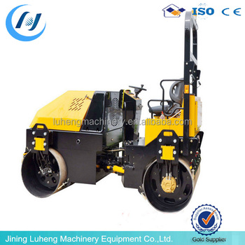 vibration roller self-propelled vibratory road roller/double-drum vibratory road roller for sale SYW-172