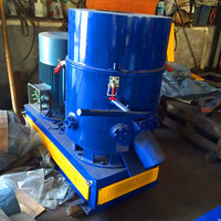 2016 agglomerator compression pelletizer for hdpe waste plastic film