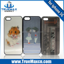 3D case for iPhone 5s, case for iPhone 5g, 3D case for iPhone 5/5s