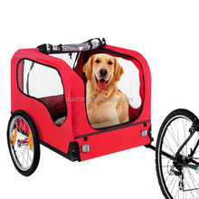 Hot Selling Pet Bike Trailer Dog Cat Bicycle Pram Stroller pet stroller Jogger Foldable(PT004)