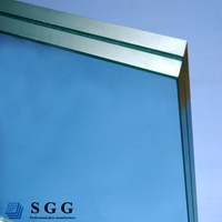 colored laminated glass 10.38mm CCC ISO and CE standard