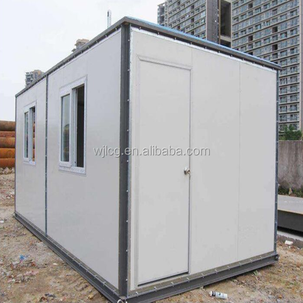 flat packing 20ft/40ft container house, accommodation house container, steel container house
