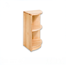 Best Selling Quality montessori educational furniture kids toy cabinet with good price