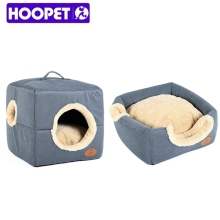 Popular Pet Dog Bed Dual Use Foldable Dog House