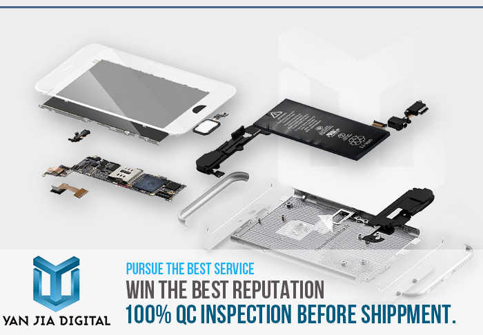 China supplier low price lcd for samsung galaxy s5 lcd digitizer assembly