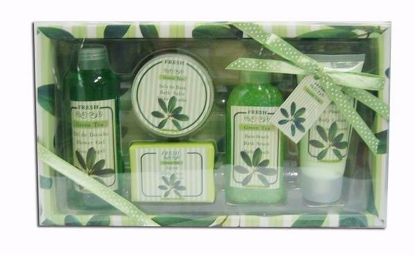 Natural Shower Gel Body Gift Set bath gift sets wholesale