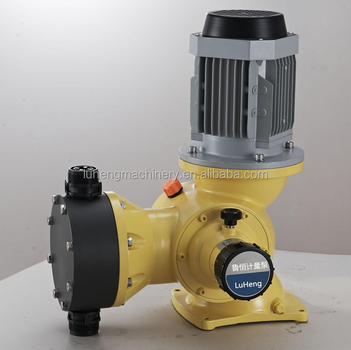 Good quality Automatic chemical dosing pump diaphragm chemical pump skype: luhengMISS