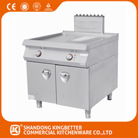 2015 HOT SALE Stainless Steel Flat Plate Gas Grill Griddle for sale