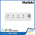 10A four pin power strip socket