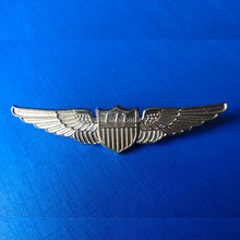 custom zinc alloy eagle emblem