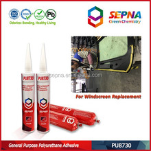 Urethane Sealant for Mobile Glass Replacement Car Maintenance