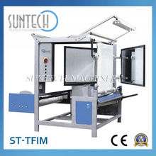 SUNTECH Inspection Checking Measuring Table for Grey Tubular Fabrics with LED Lights