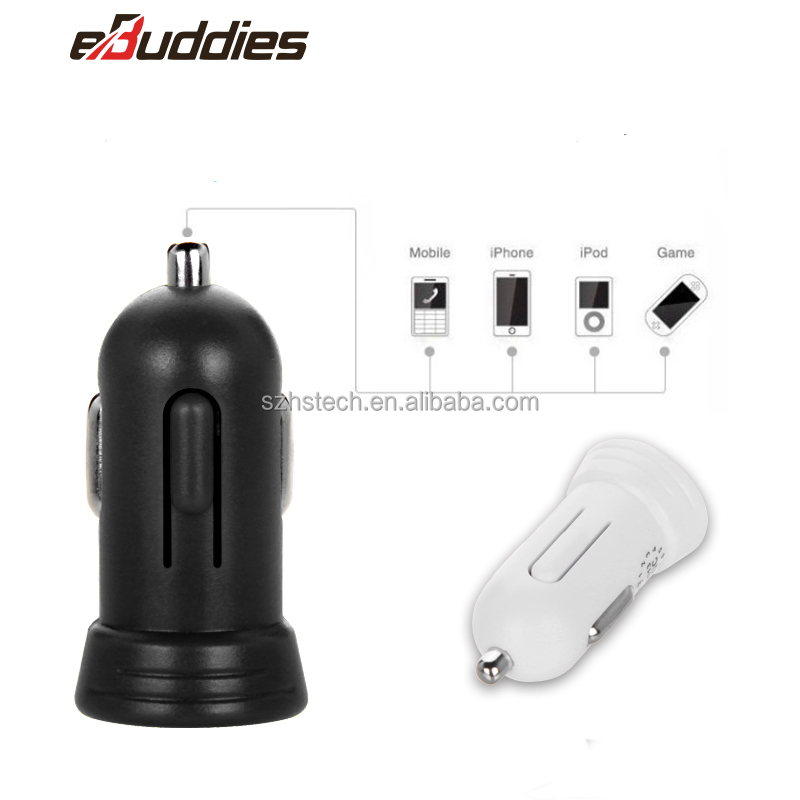 Universal USB phone Car Charger Perfect for Travel in Car use mobile charger