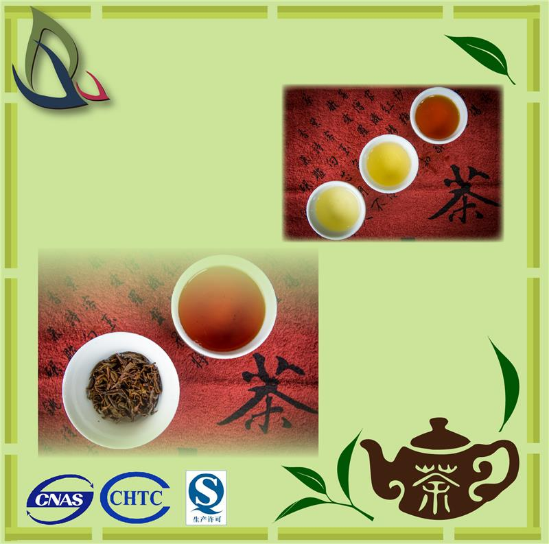 2017 custom logo rooibos tea with wholesale price in Alibaba