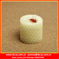 Round Pillar Honeycomb Beehive Shaped Household Aroma Candle