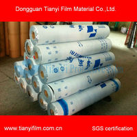 First grade PE protect film Packaging & Printing,plastic film
