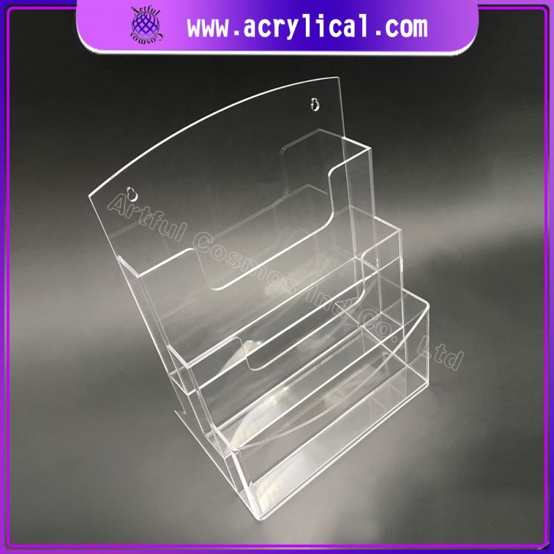 Top Quality Custom Rotating Acrylic Eyelash Display Stand / Case Acrylic Holder Display Stand For Ipad Air Case