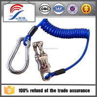 China endless steel wire rope sling Coated PVC,rigging hardware galvanized wire clamp sling