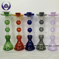hand made colored china shisha hookah