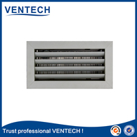 hospital exhaust air grille for hvac system
