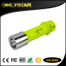 Warrantee wholesale scuba diving torch