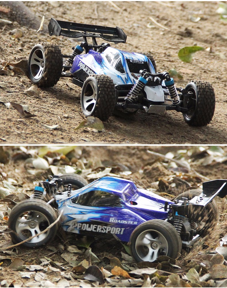RC Car High Speed 50Km/H 1/18 2.4Gh 4WD Off-Road Buggy Rc Car Remote Control Toys for Children Foys Car For boys