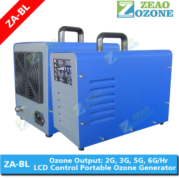 ozone machine use
