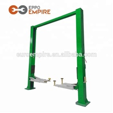 2018 hot sale CE Certificated 2 post used car lift/hydraulic auto lift for wash