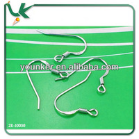 Wholesale sterling silver earring hooks