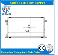 Stay cooling Auto Ac Condenser Unit for RENAULT