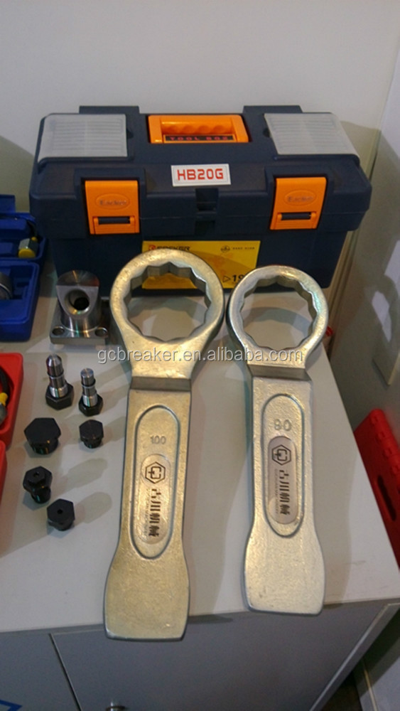 cheapest excellent surface Ring wrench for Hydraulic breaker